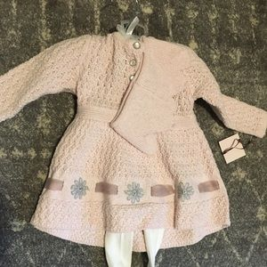 Sweater dress 2piece outfit